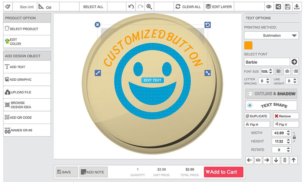 Product Customization to Improve Customer Experience in Print Ecommerce
