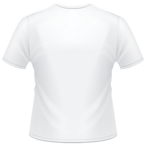 Sample T-shirt image (solid color)