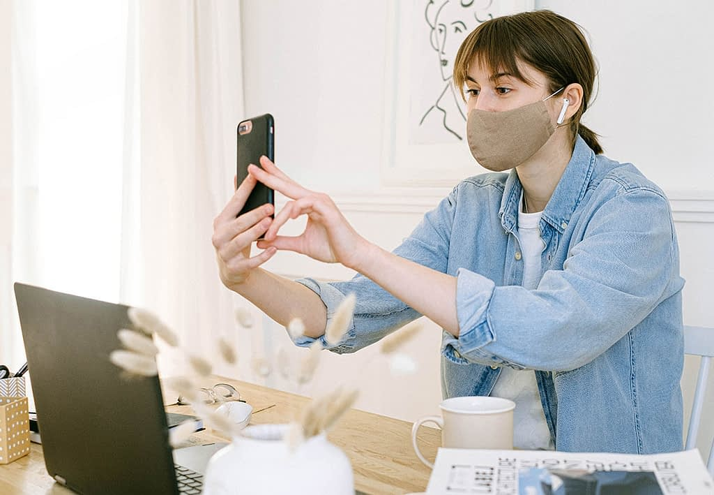 Face Masks Enter The Fashion Industry
