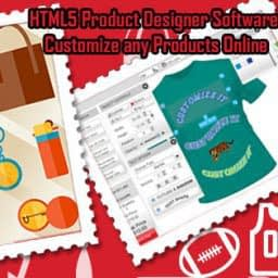 HTML5 product configurator Software